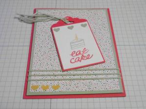 Eat Cake 1