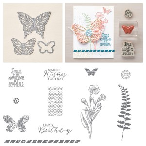 Butterflies Thinlits and Butterfly Basics