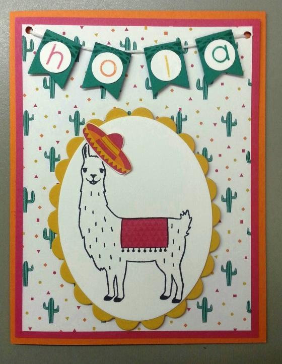 Llama Hat Dance