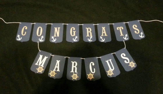 Marcus' Banner