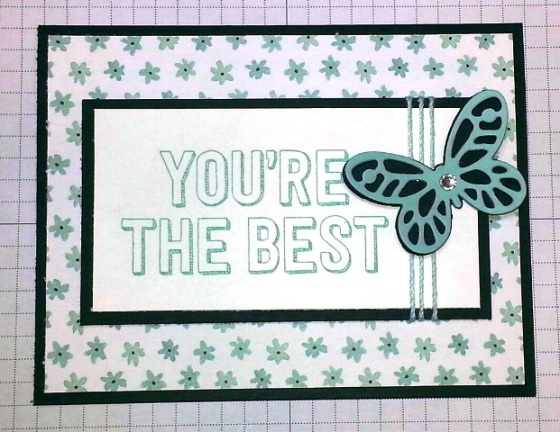 Youre the best butterfly