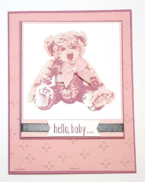 Sweet Baby Bear UN-challenge