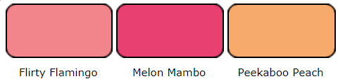 Flamingo Melon Peach