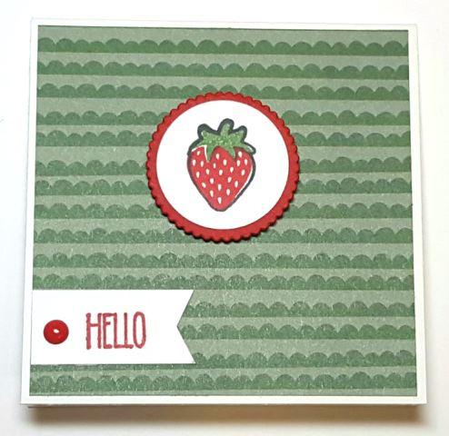 Hello Sunshine Strawberry