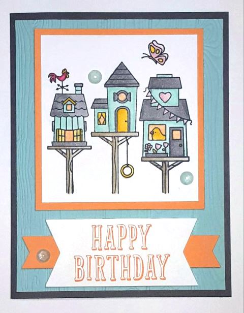 Birdhouse Birthday