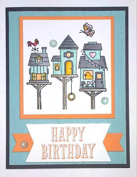 Birdhouse Birthday