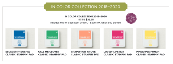 In Color Bundle