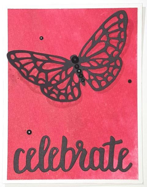Celebrate Springtime Butterfly