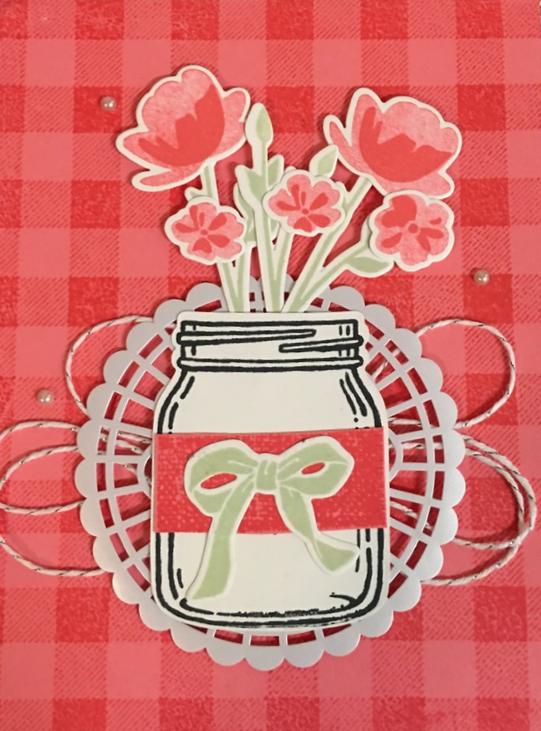 Jar of Pink Buffalo