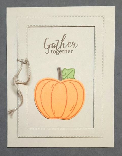 Gather Together for a Harvest Hello Sneak Peek