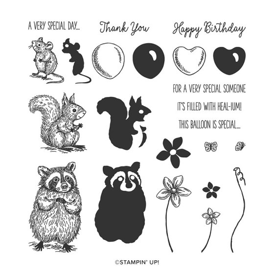 Special Someone Stamp Set